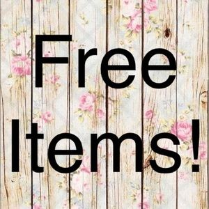 Jewelry - Free items with purchase!